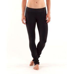 Lululemon Black Yoga Tights Leggings Pants